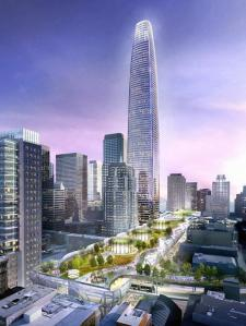Transbay Center & Tower