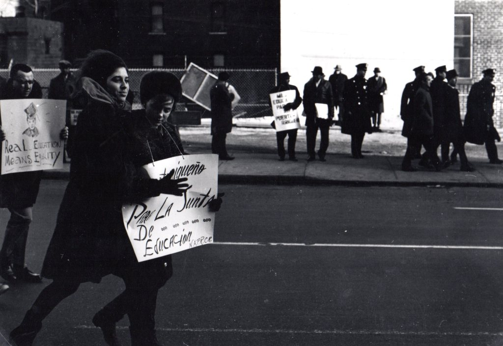 Frank Espada: School Boycott, New York, 1964