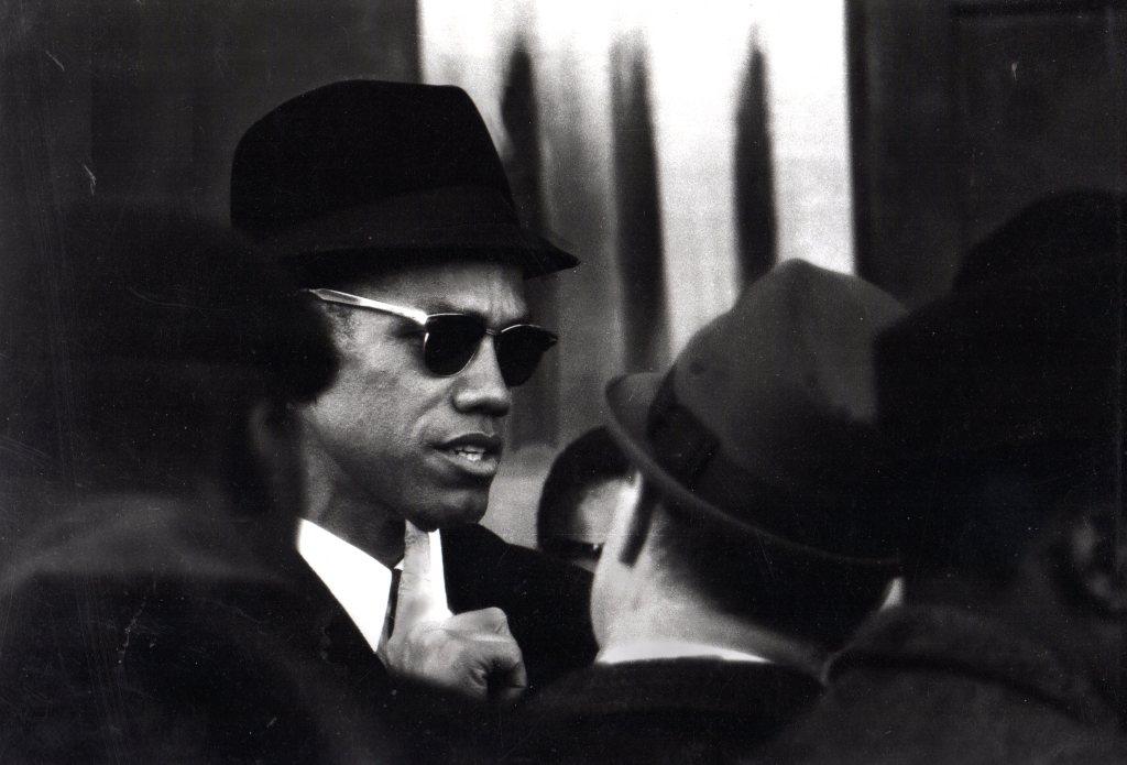 Frank Espada: Malcolm X, 1964