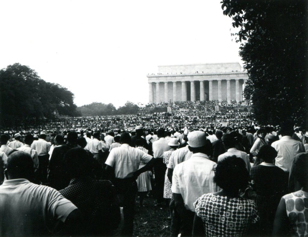 Frank Espada: March on Washington 2