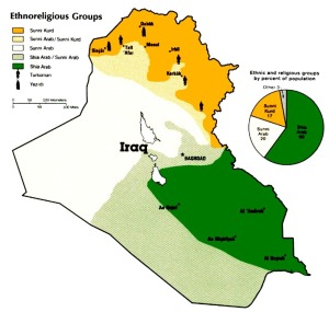 iraq-disintegration