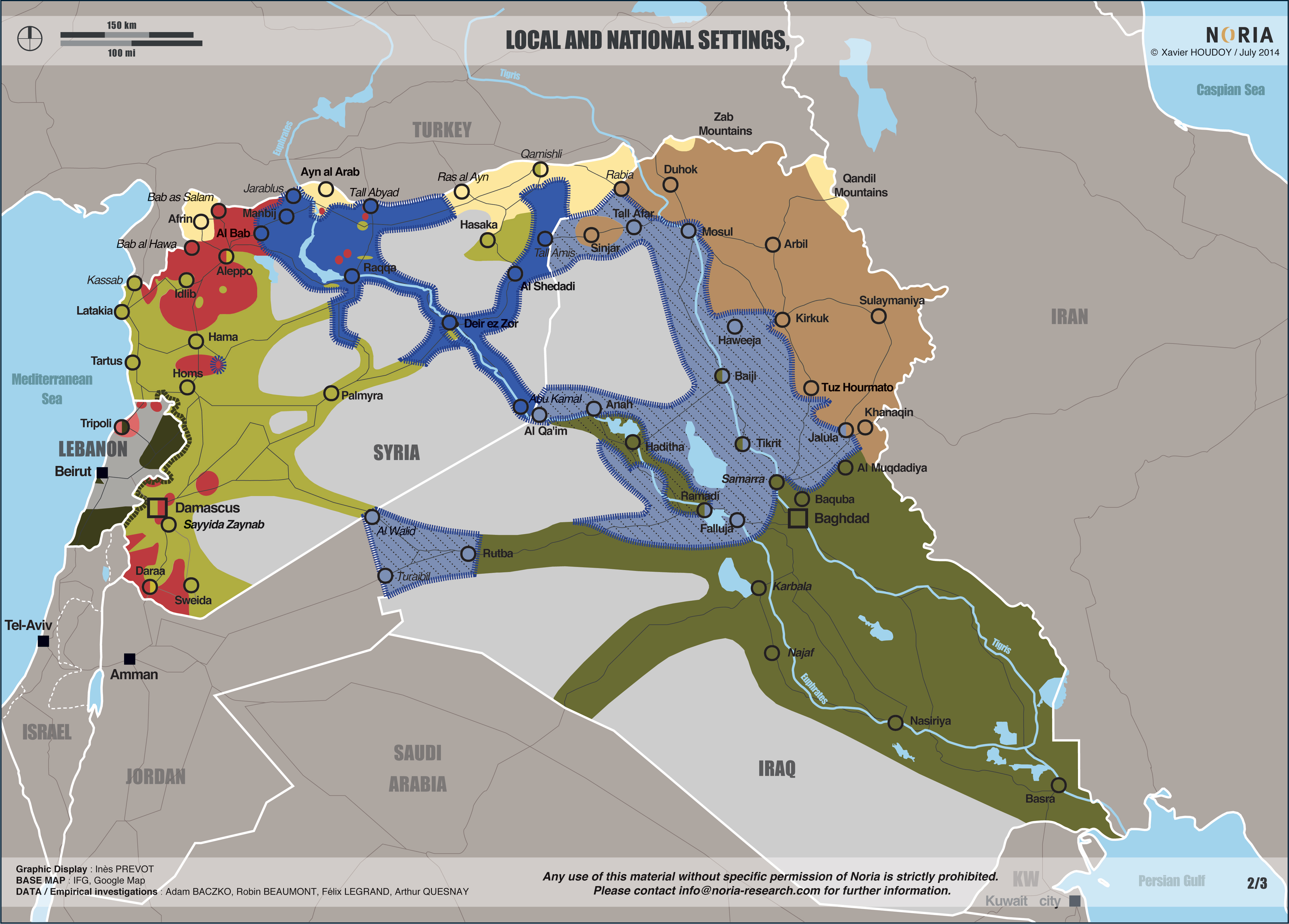 an analysis of the war in iraq Another is that it placed its strategic focus on isis, and not on the broader threats created by steadily growing the civil war between the assad regime and arab rebel forces, and kurds in syria and the constant risk of similar fighting between iraq's arab shi'ites, arab sunnis, and kurds.