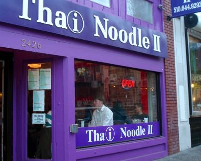 Thai-Noodle