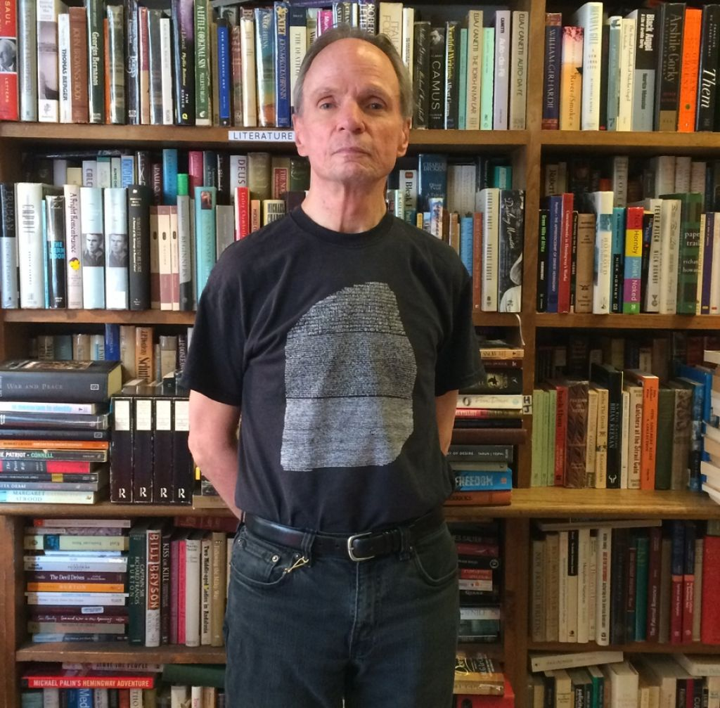 Jim Carroll, owner of San Francisco Book Co.