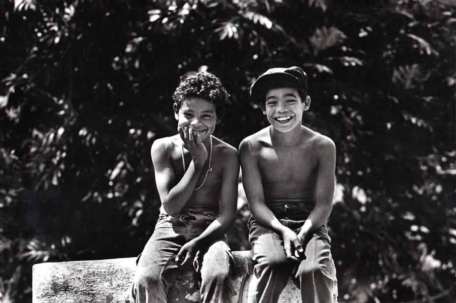 Frank Espada: M 24, smiling boys