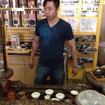 Aroma Tea owner