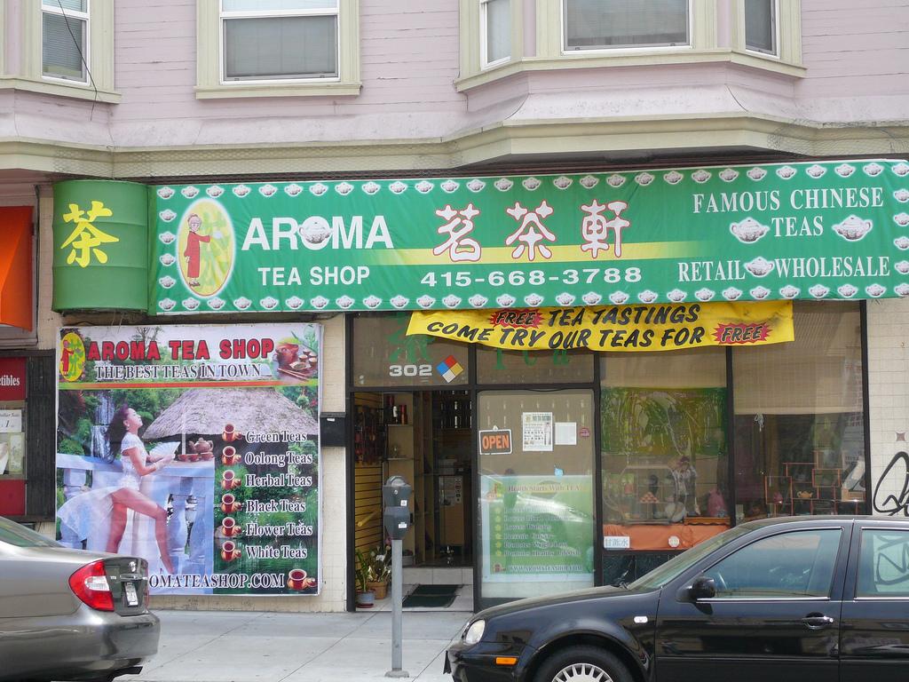 Aroma Tea 6th Ave